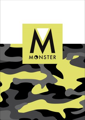 Monster Broschüre